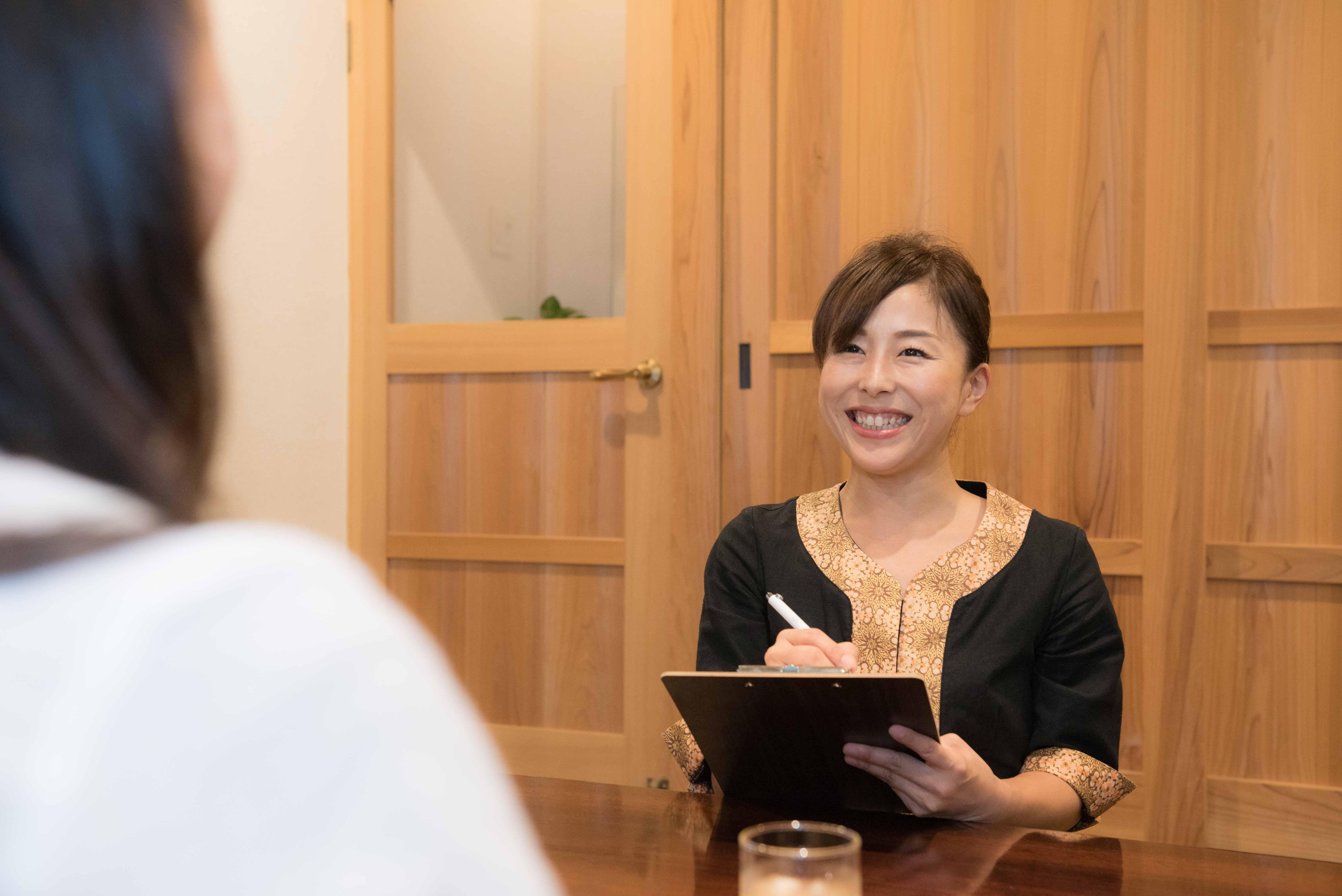 名古屋中村区 旅館のようなエステサロン Sarume(サルメ)ホームケアアドバイス